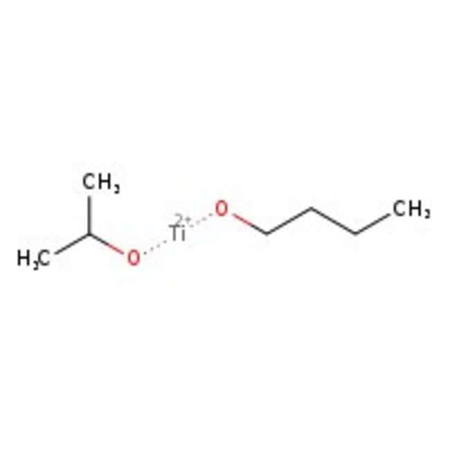 Alfa Aesar™Titanium(IV) butoxy isopropoxy complexes, VERTEC™ BIP