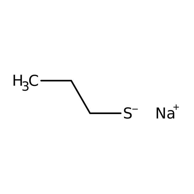 Alfa Aesar™Natrium1-Propanthiolat, 85% 5g Produkte