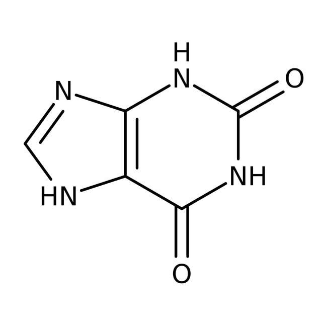 Xanthine, 98%, ACROS Organics™ 25g; Glass bottle Xanthine, 98%, ACROS Organics™