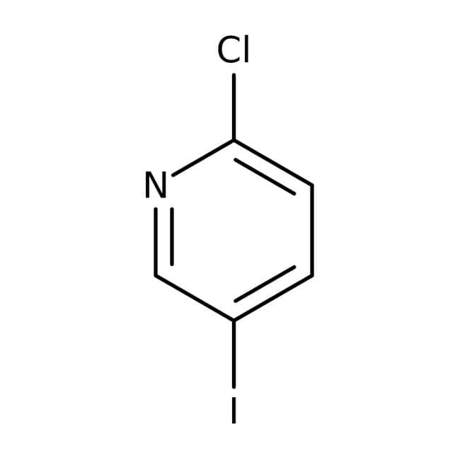 2-Chloro-5-iodopyridine, 98+%, ACROS Organics