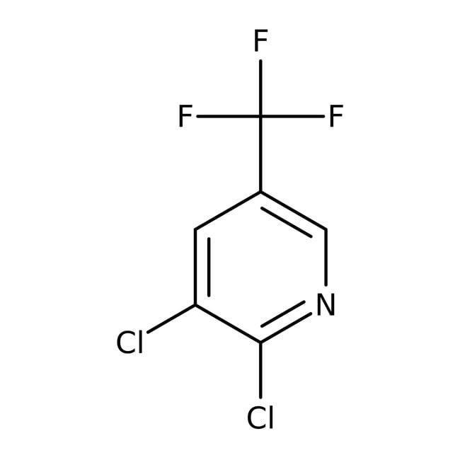 2,3-Dichloro-5-(trifluoromethyl)pyridine, 97%, ACROS Organics™