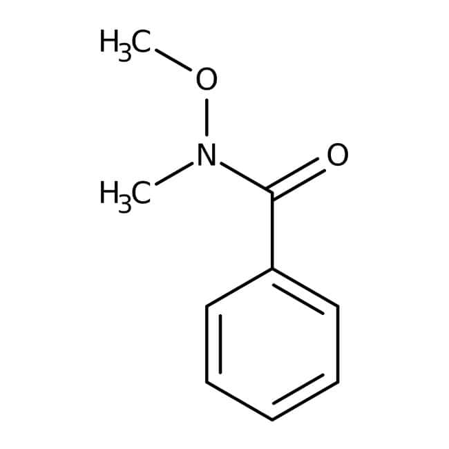 Alfa Aesar™ N-Methoxy-N-methylbenzamide, 98%