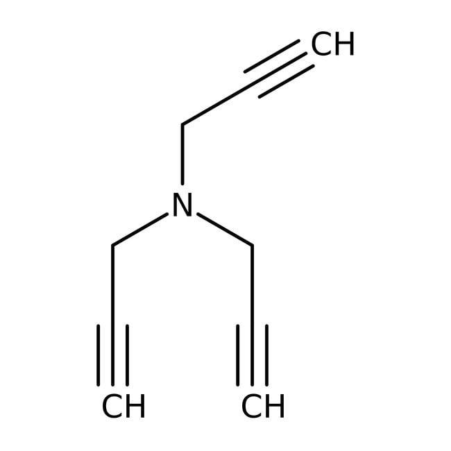Alfa Aesar™Tripropargylamine, 97%