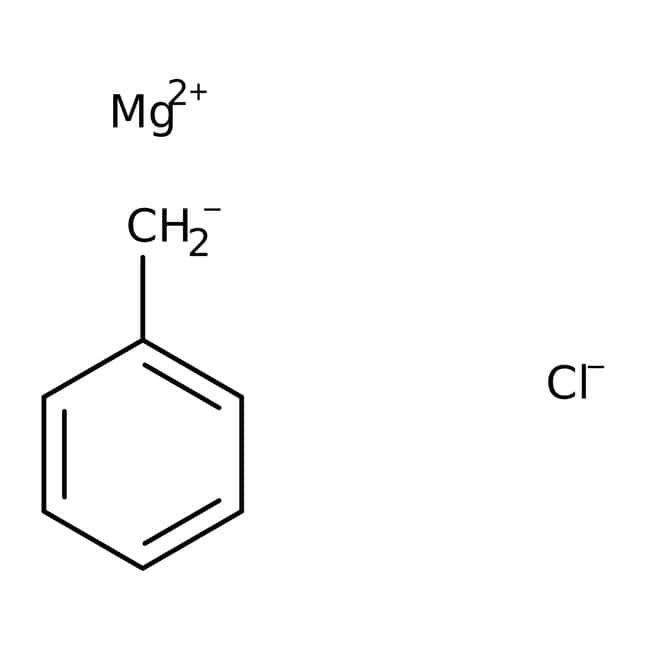 Benzylmagnesium chloride, 1.5M solution in THF, ACROS Organics™ 800mL; AcroSeal glass bottle Benzylmagnesium chloride, 1.5M solution in THF, ACROS Organics™