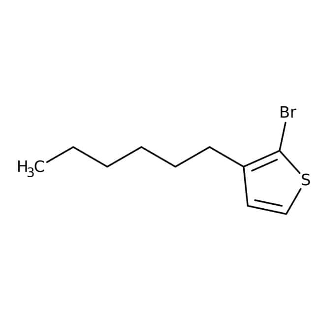 Alfa Aesar™2-Bromo-3-hexylthiophene, 98%