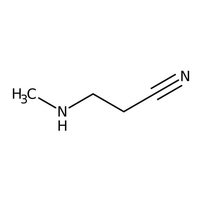 3-(Methylamino)propionitrile 98.0+%, TCI America™