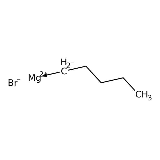 Pentylmagnesium bromide, 2M solution in diethyl ether, AcroSeal™, Acros Organics
