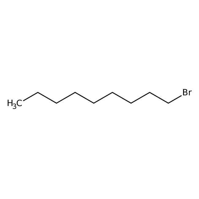 1-Bromononane, 97%, ACROS Organics™ 100g; Glass bottle 1-Bromononane, 97%, ACROS Organics™