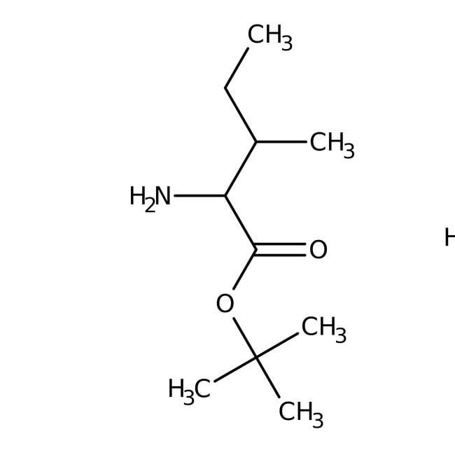 L-Isoleucine tert-Butyl Ester Hydrochloride 98.0+%, TCI America™