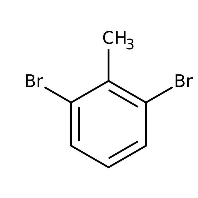 Alfa Aesar™2,6-Dibromotoluene, 98+% 5g Alfa Aesar™2,6-Dibromotoluene, 98+%