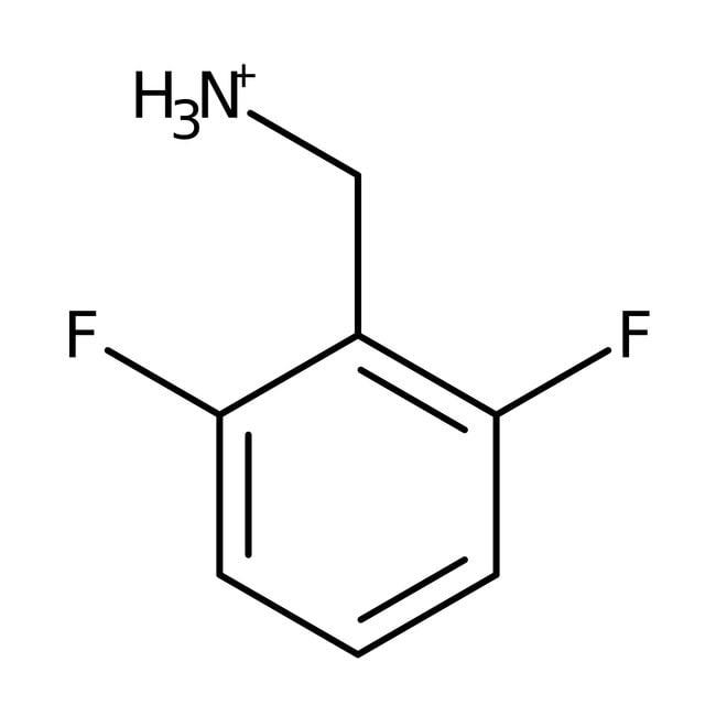 Alfa Aesar™2,6-Difluorobencilamina, +97 % 5g Alfa Aesar™2,6-Difluorobencilamina, +97 %