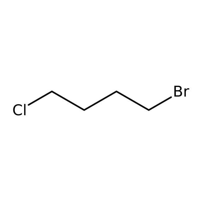 1-Bromo-4-chlorobutane, 99%, Acros Organics: Organohalogen compounds Componentes orgánicos