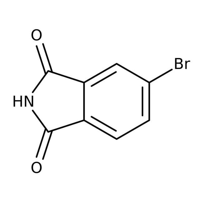 Alfa Aesar™4-Bromophthalimide, ≥97% 25g Alfa Aesar™4-Bromophthalimide, ≥97%
