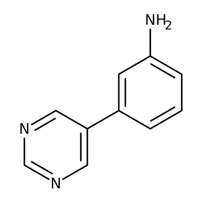 3-Pyrimidin-5-ylaniline, ≥97%, Maybridge 5g 3-Pyrimidin-5-ylaniline, ≥97%, Maybridge