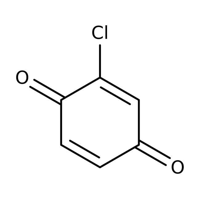 2-Chloro-1,4-benzoquinone, 95%, ACROS Organics™