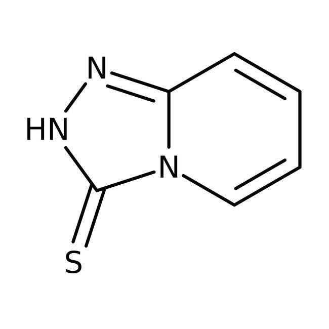 1,2,4-Triazolo[4,3-a]pyridine-3-thiol, 96%, Alfa Aesar™ 1g 1,2,4-Triazolo[4,3-a]pyridine-3-thiol, 96%, Alfa Aesar™