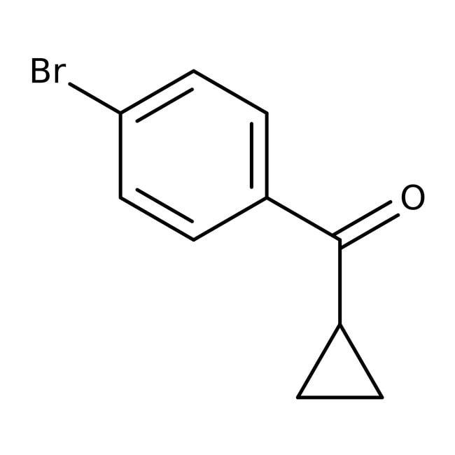 (4-Bromophenyl)cyclopropylmethanone, 95%, ACROS Organics™