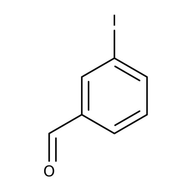3-Iodobenzaldehyde, 99%, Acros Organics™: Benzene and substituted derivatives Benzenoids