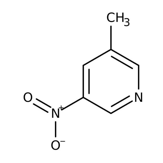 Alfa Aesar™3-Methyl-5-nitropyridine, 97% 5g Alfa Aesar™3-Methyl-5-nitropyridine, 97%