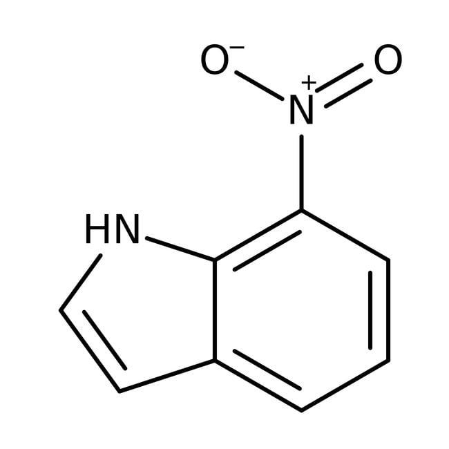 Alfa Aesar™7-Nitroindole, 97% 25g Alfa Aesar™7-Nitroindole, 97%
