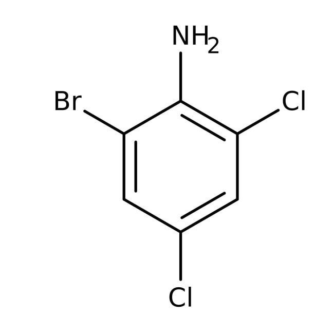 2-Bromo-4,6-dichloroaniline, 98%, ACROS Organics™