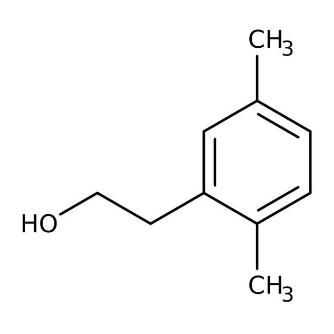 2,5-Dimethylphenethylalcohol, 99%, ACROS Organics
