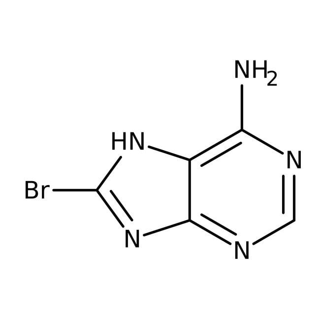 Alfa Aesar™8-Bromoadenine 500mg Alfa Aesar™8-Bromoadenine