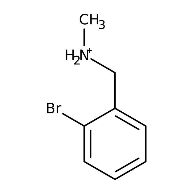 Alfa Aesar™2-Bromo-N-methylbenzylamine, 95% 1g Alfa Aesar™2-Bromo-N-methylbenzylamine, 95%