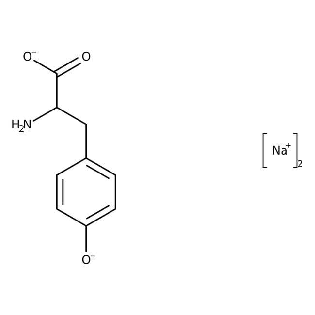 L-Tyrosine disodium salt, 98%, ACROS Organics™