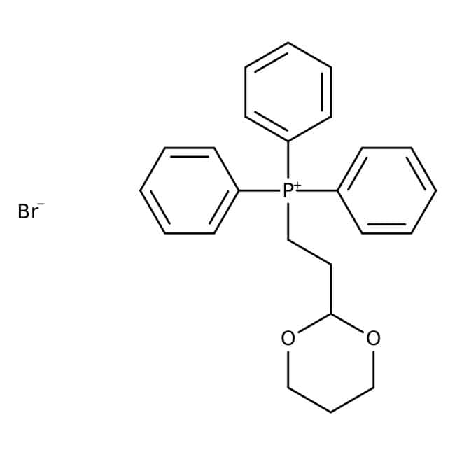 [2-(1,3-Dioxan-2-yl)ethyl]triphenylphosphonium Bromide 98%, ACROS Organics
