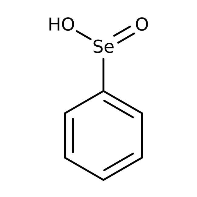 Benzeneseleninic acid, 99%, ACROS Organics