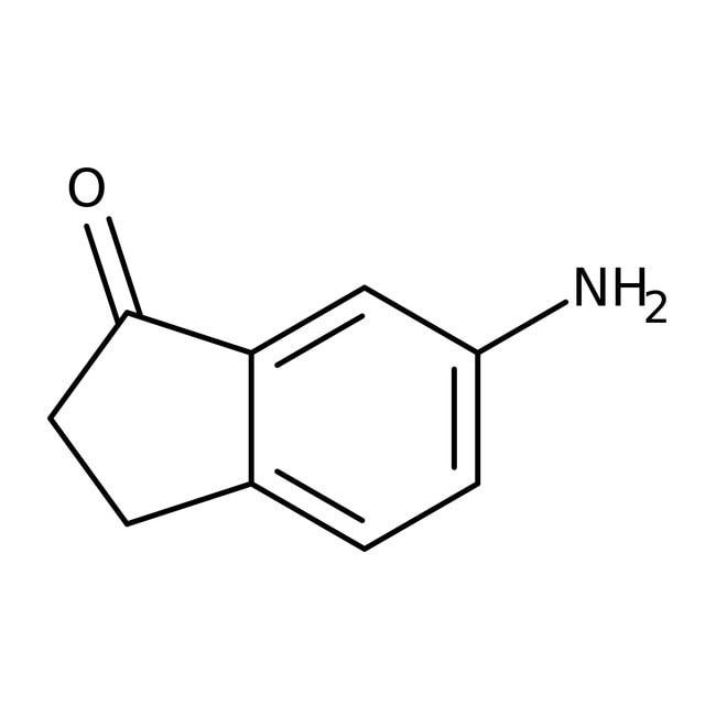 6-Aminoindan-1-one, 97%, ACROS Organics