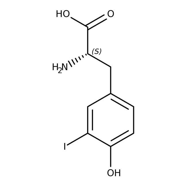 3-Iodo-L-tyrosine 98.0+%, TCI America™
