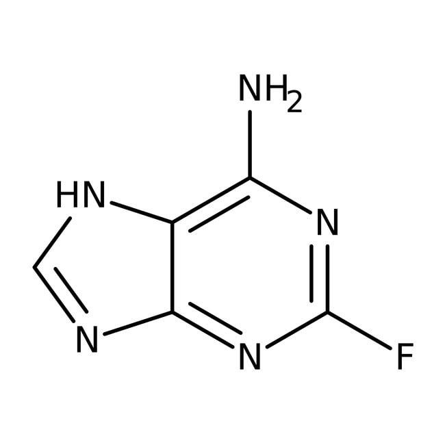 2-Fluoradenin, 97%, Acros Organics™: Purines and purine derivatives Imidazopyrimidines