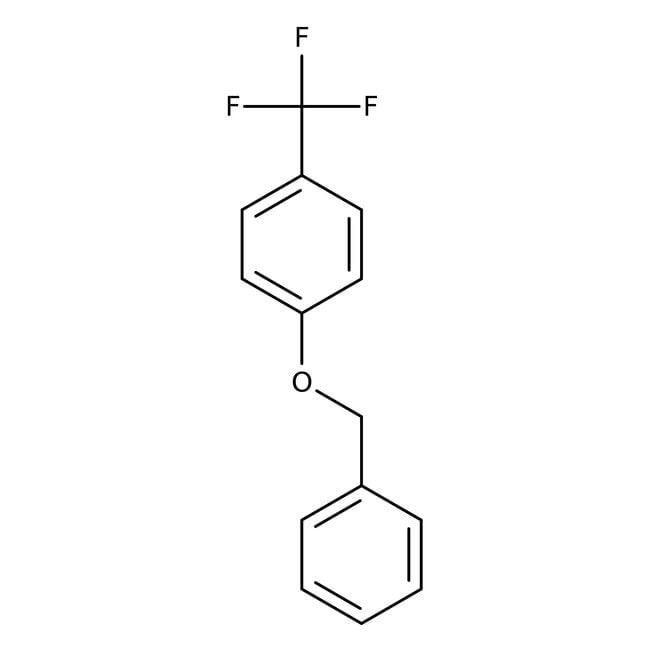 Alfa Aesar™4-Benzyloxybenzotrifluoride, 95% 1g Alfa Aesar™4-Benzyloxybenzotrifluoride, 95%