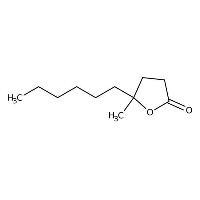 gamma-Methyl-gamma-decanolactone 98.0+%, TCI America™