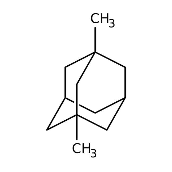 Alfa Aesar™1,3-Dimetiladamantano, 98% 25g Alfa Aesar™1,3-Dimetiladamantano, 98%