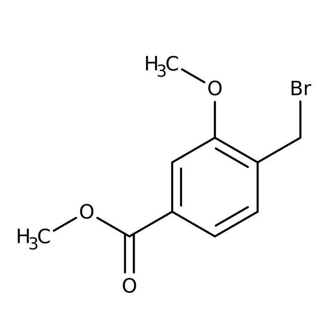 Methyl 4-(Bromomethyl)-3-methoxybenzoate 97.0+%, TCI America™