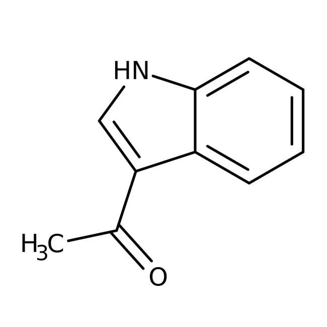 3-Acetylindole, 97%, Acros Organics