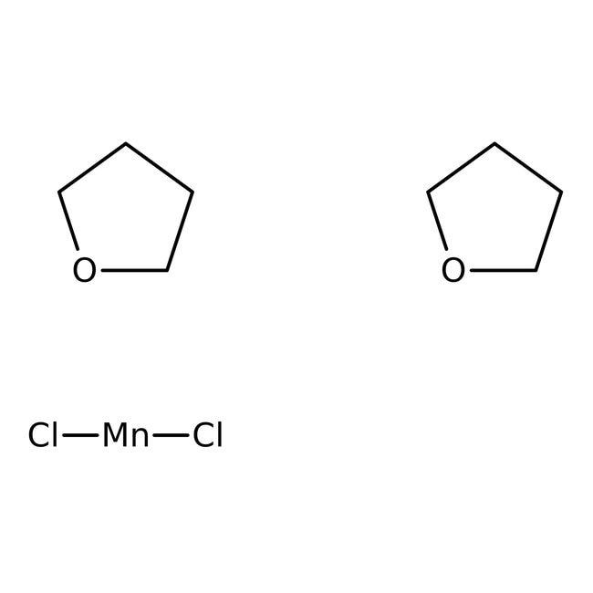 Manganese(II) chloride tetrahydrofuran complex (1:2), 97%, Acros Organics
