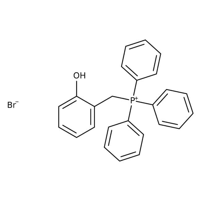 (2-Hydroxybenzyl)triphenylphosphonium bromide, 98%, ACROS Organics