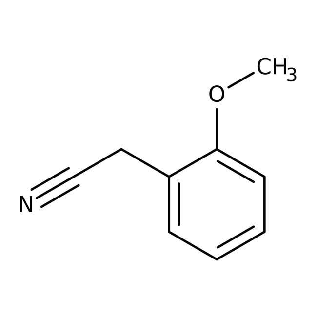 Alfa Aesar  2-Methoxyphenylacetonitrile, 98%
