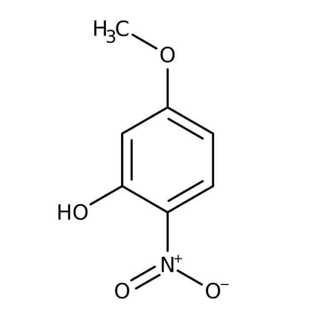 5-Methoxy-2-nitrophenol, 98%, ACROS Organics™