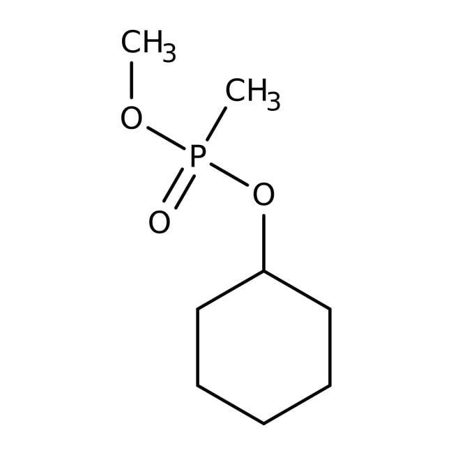 Alfa Aesar™Cyclohexyl methyl methylphosphonate, 99%