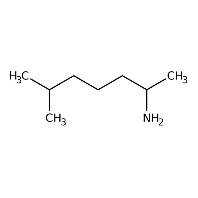 (R)-2-Amino-6-methylheptane 95%, (98% e.e.), ACROS Organics