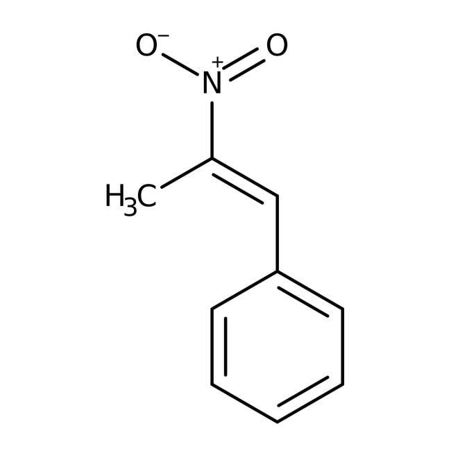 trans-beta-Methyl-beta-nitrostyrene, 99%, Acros Organics