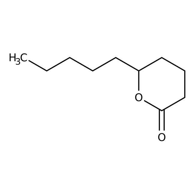 Alfa Aesar™delta-Decanolactone, 97% 100g Alfa Aesar™delta-Decanolactone, 97%