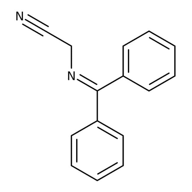 N-(Diphenylmethylene)aminoacetonitrile, 99%, ACROS Organics™