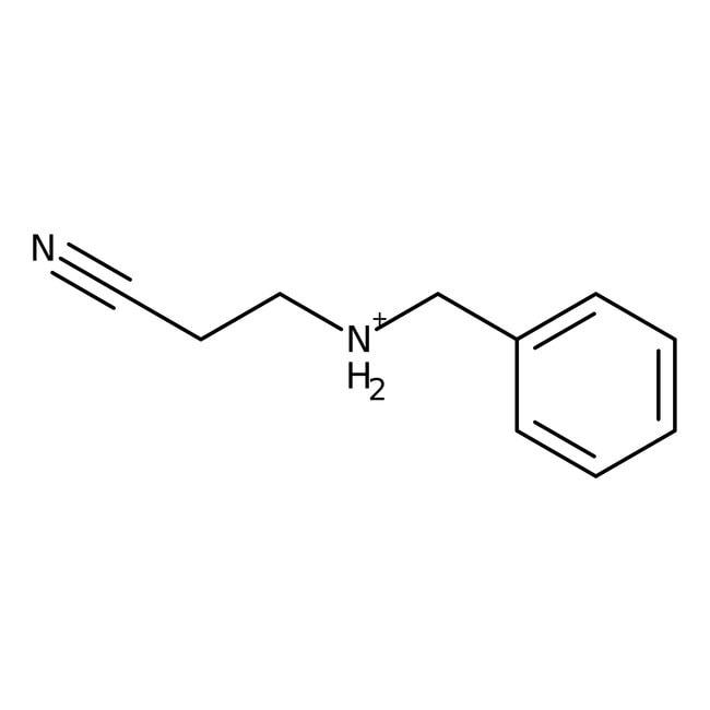 Alfa Aesar™3-(Benzylamino)propionitril, 97+% 500g Alfa Aesar™3-(Benzylamino)propionitril, 97+%