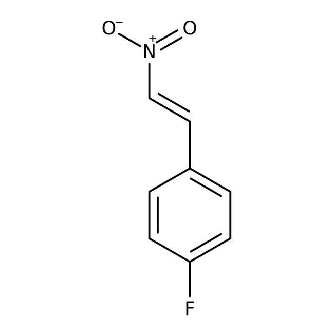 Alfa Aesar™4-Fluoro-beta-nitrostyrene, 98% 5g Alfa Aesar™4-Fluoro-beta-nitrostyrene, 98%